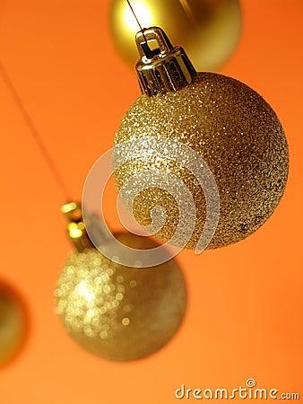 Free Christmas Balls - 1 Royalty Free Stock Photo - 1513055