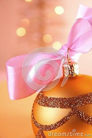 Free Christmas Balls Stock Image - 1297811