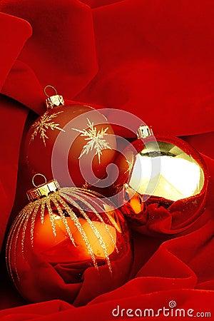Free Christmas Balls Stock Photos - 1547713