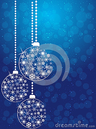 Free Christmas Balls Royalty Free Stock Images - 28057209