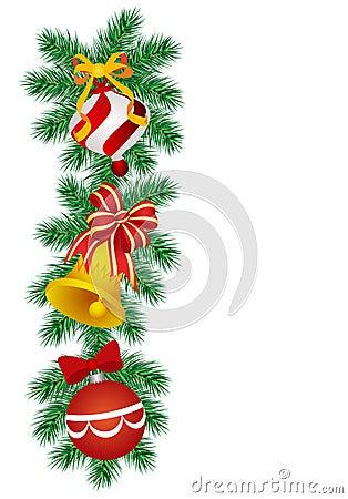 Free Christmas Balls Stock Photography - 6915722