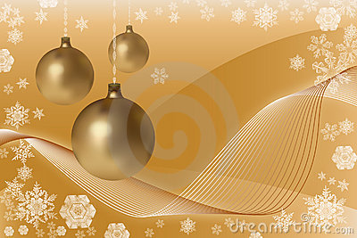 Christmas Balls Stock Images - Image: 8962264
