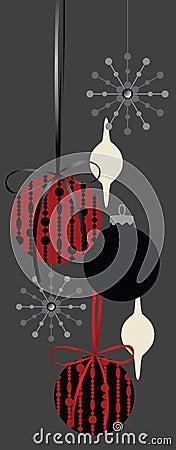 Christmas Balls Arrangement