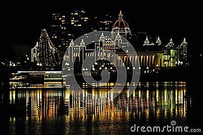 Christmas BC Legislature