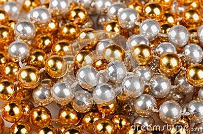 Christmas beads