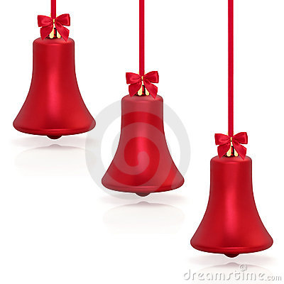 Christmas Bell Baubles