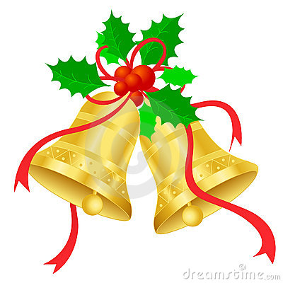 Free Christmas Bells Stock Photos - 21102743