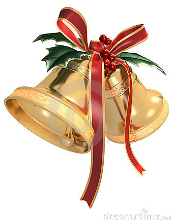 Free Christmas Bells Stock Photo - 2335280