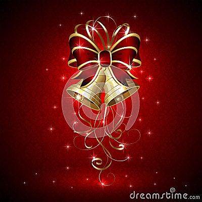 Free Christmas Bells Stock Photography - 24768952