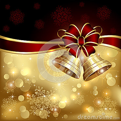 Free Christmas Bells Stock Images - 26910004
