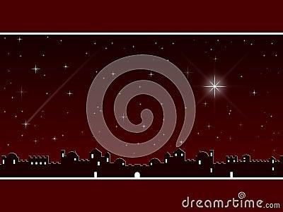 Christmas in Bethlehem [Red]