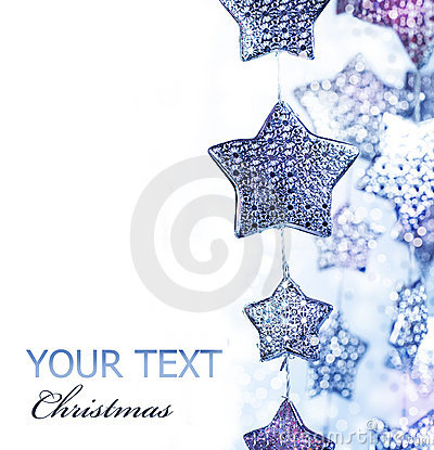 Free Christmas Border Royalty Free Stock Photography - 17116367