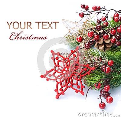 Free Christmas Border Stock Image - 17257401