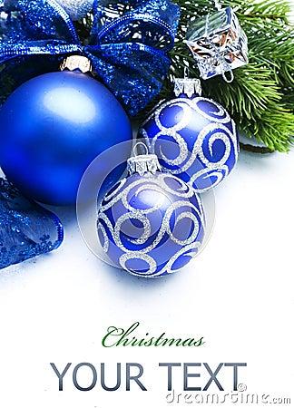 Free Christmas Border Royalty Free Stock Photo - 17299555
