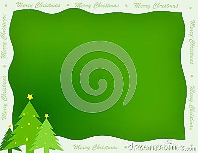Christmas Border / background