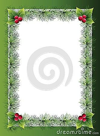 Christmas Border