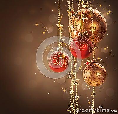 Free Christmas Border Design Stock Photo - 22392380