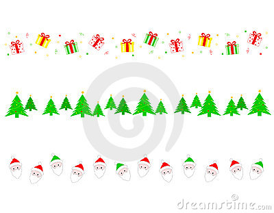 Christmas Border/ divider
