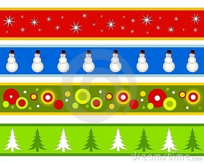 Christmas Borders or Banners