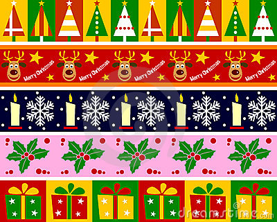 Christmas Borders Set [1]