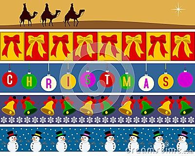 Christmas Borders Set [2]