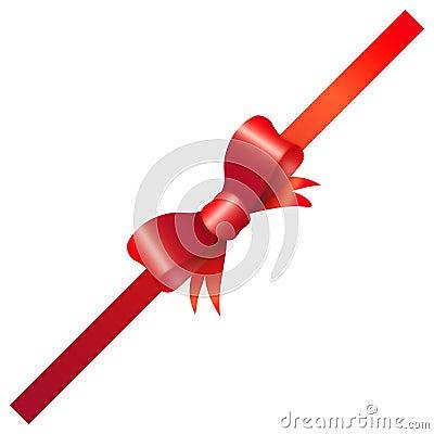 Christmas Bow and Ribbon Corner
