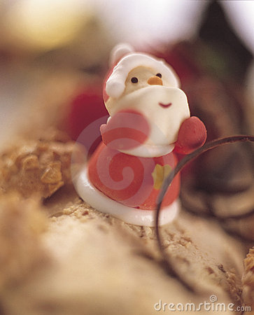 Free Christmas Cake 2 Stock Photography - 291382