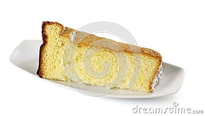 Christmas cake pandoro