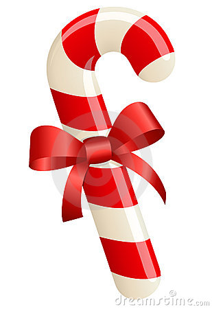 Free Christmas Candy Cane Royalty Free Stock Images - 11732809