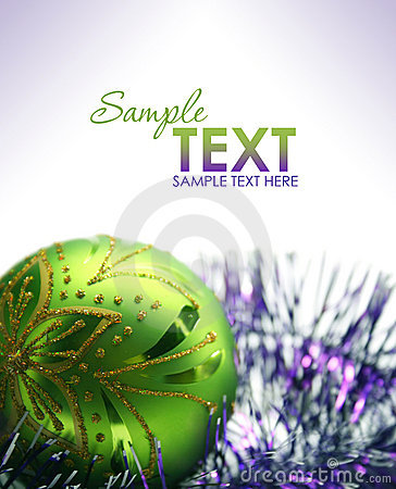 Free Christmas Card Stock Image - 11576521