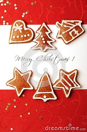 Free Christmas Card Stock Photography - 12103112