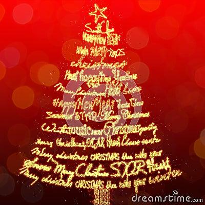 Free Christmas Card Stock Photo - 17248970