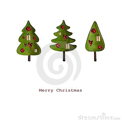 Christmas Card Stock Images - Image: 22341824