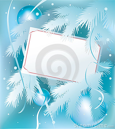 Christmas Card Royalty Free Stock Images - Image: 27119799