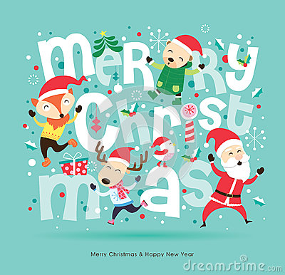 Free Christmas Card Royalty Free Stock Photos - 34817658