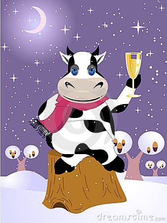 Free Christmas Card Stock Photography - 7580962