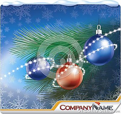 Christmas Card-banner