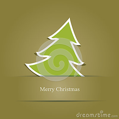 Christmas card vector EPS10