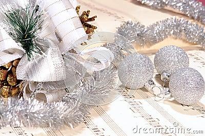 Christmas carol sheet notes