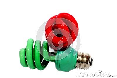 Christmas CFL Bulbs