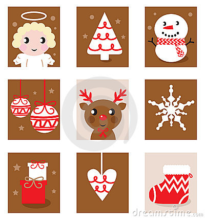 Christmas characters & accessories