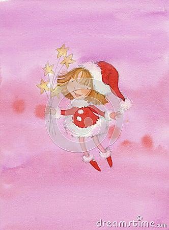 Christmas child Christmas child