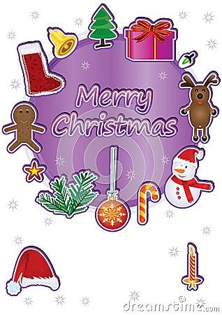 Christmas Circle Card_eps