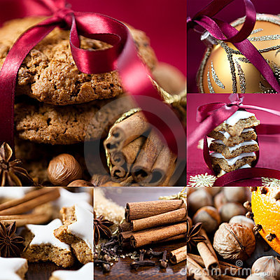 Free Christmas Collage Stock Photo - 12149060