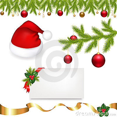 Free Christmas Collection. Vector Stock Photography - 17092252