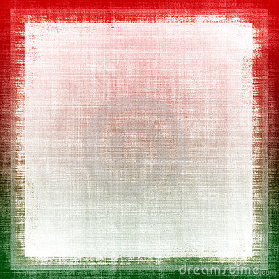 Christmas Colors Fabric Grunge