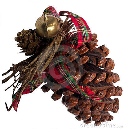 Free Christmas Cone Stock Photos - 143293