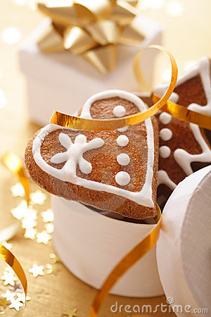 Free Christmas Cookies Stock Photos - 11664413