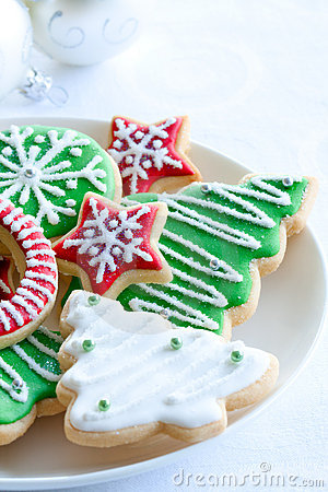 Free Christmas Cookies Stock Photos - 16927423