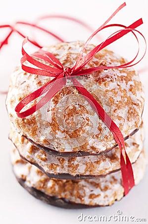 Christmas cookies lebkuchen